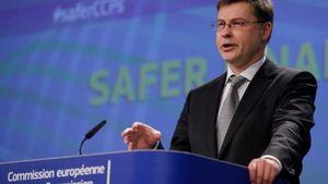 Ντομπρόβσκις: Αδύνατο να φανταστεί κανείς το μέλλον της Ευρώπης χωρίς την Ελλάδα
