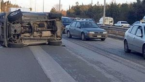 ΕΛΣΤΑΤ: Αυξήθηκαν τα τροχαία δυστυχήματα τον Απρίλιο