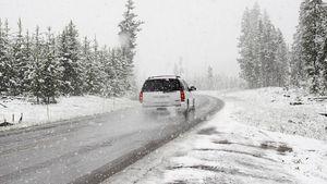 Παγετός και Χιονόπτωση στην Κεντρική Μακεδονία: Μάθετε που χρειάζονται αλυσίδες