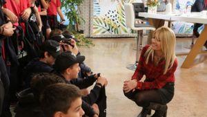 ANT1: Γιόρτασε μαζί με μαθητές την Παγκόσμια Ημέρα Τηλεόρασης