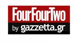 To Four Four Two στο Gazzetta.gr