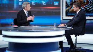 ΑΝΤ1: Περισσότεροι από 810.000 τηλεθεατές παρακολούθησαν την συνέντευξη Μητσοτάκη