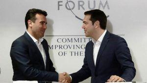 Διαδικτυακή κινητικότητα για Τσίπρα λόγω μακεδονικού