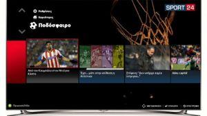 Συνεργασία Samsung Electronics Hellas με 24 MEDIA