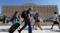 Οι 8 στους 10 τουρίστες έχουν τελικό προορισμό την Αθήνα/Αττική