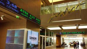 Χ.Α.: Ξένα κεφάλαια το 30% των συναλλαγών
