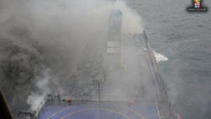 Norman Atlantic: Αγνοούνται σαράντα επιβάτες;