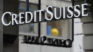Το όριο της Credit Suisse