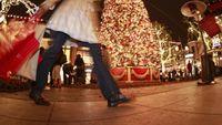 Xριστουγεννιάτικη αγορά: Η οικονομική κρίση καθορίζει επιθυμίες και πραγματικότητα