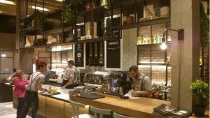 FLOCAFE Espresso Room: Νέο κατάστημα στο The Mall Athens