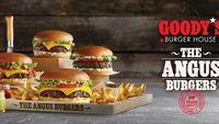 Τα ανανεωμένα Goody's Burger House παρουσιάζουν τα Angus Burgers