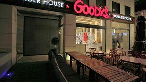 Προχωρά το concept Goody's Burger House