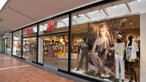 Νέο H&M στο Mediterranean Cosmos