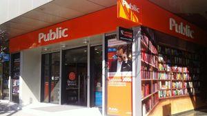 Νέο κατάστημα Public στην Καλλιθέα