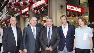 Κωτσόβολος: Ολοκαίνουργιο κατάστημα στη Θεσσαλονίκη