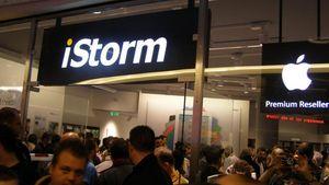 Συγχωνεύονται iStorm και Golden-i