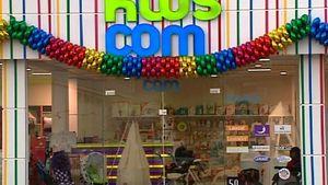 Νέο κατάστημα Kidscom στη Ρουμανία