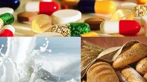 Aντιδράσεις για γάλα, ΜΗΣΥΦΑ και ψωμί