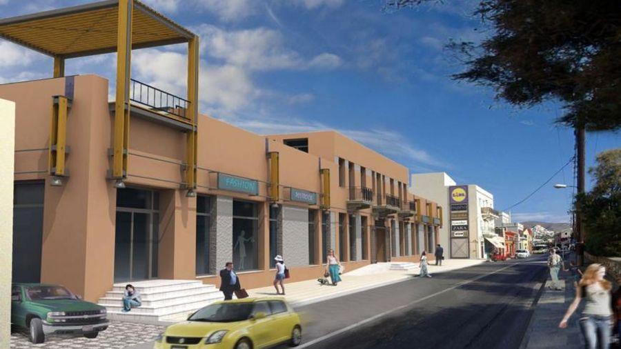 Πiraiki Center: Η Σύρος αποκτά το δικό της Mall