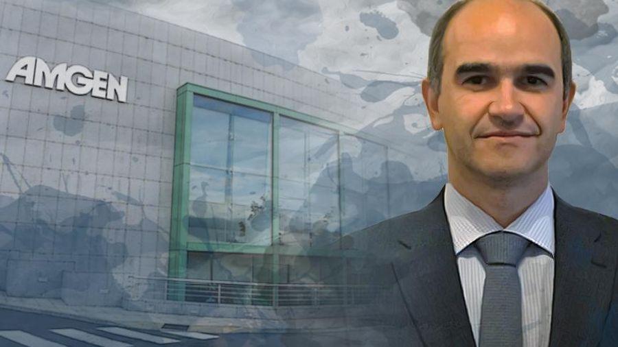 Amgen Hellas: O Γεώργιος Τουσίμης αναλαμβάνει Γενικός Διευθυντής