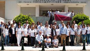 Astellas: Ημέρα εθελοντισμού για την τρίτη ηλικία