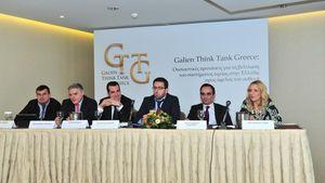 Galien Think Tank Greece: Φορέας για τη βελτίωση του συστήματος υγείας