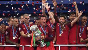 EURO 2016: Πρωταθλήτρια Ευρώπης η Πορτογαλία
