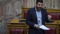Επίσημο: Ο Νάσος Ηλιόπουλος υποψήφιος δήμαρχος του ΣΥΡΙΖΑ για την Αθήνα