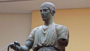 Επιστολή Μπακογιάννη στην Κονιόρδου για το Μουσείο των Δελφών