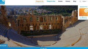 Νέα τουριστική ιστοσελίδα για την Περιφέρεια Αττικής