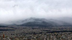 Σε ετοιμότητα Αθήνα και Πειραιάς ενόψει της κακοκαιρίας