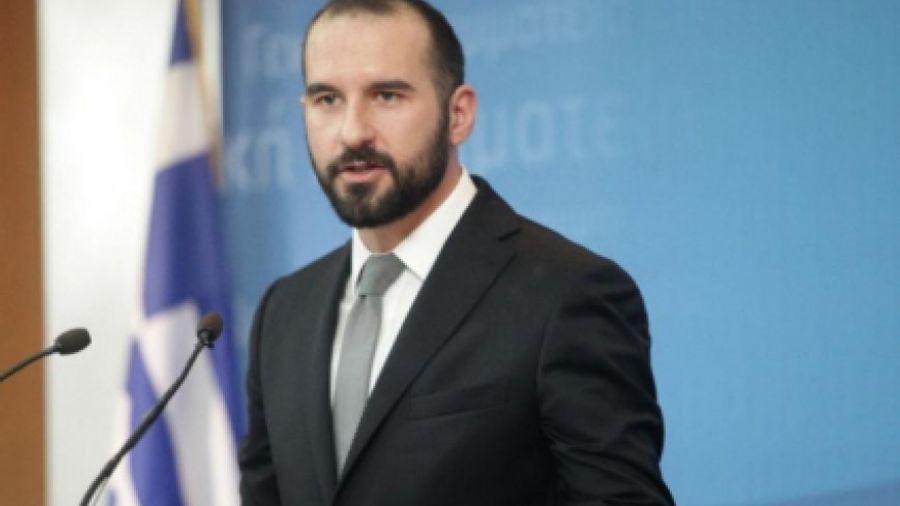 """Τζανακόπουλος: """"Η επιτυχημένη ανταλλαγή ομολόγων ανοίγει μία νέα εποχή για την ελληνική οικονομία"""""""