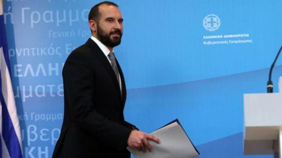 """Τζανακόπουλος: """"Η συμφωνία των Πρεσπών θα κυρωθεί από τη Βουλή με ευρύτατη πλειοψηφία"""""""