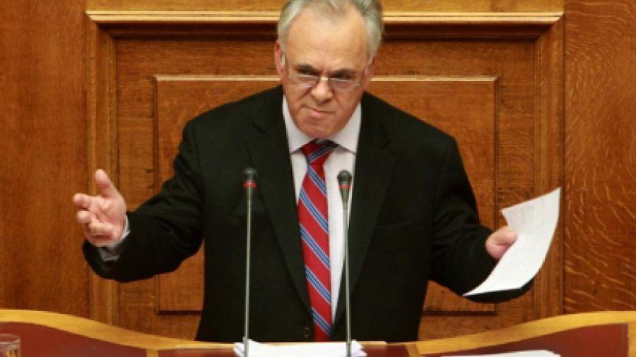 Δραγασάκης: Δεν μπορεί να υπάρξει μεγάλη απομείωση του χρέους
