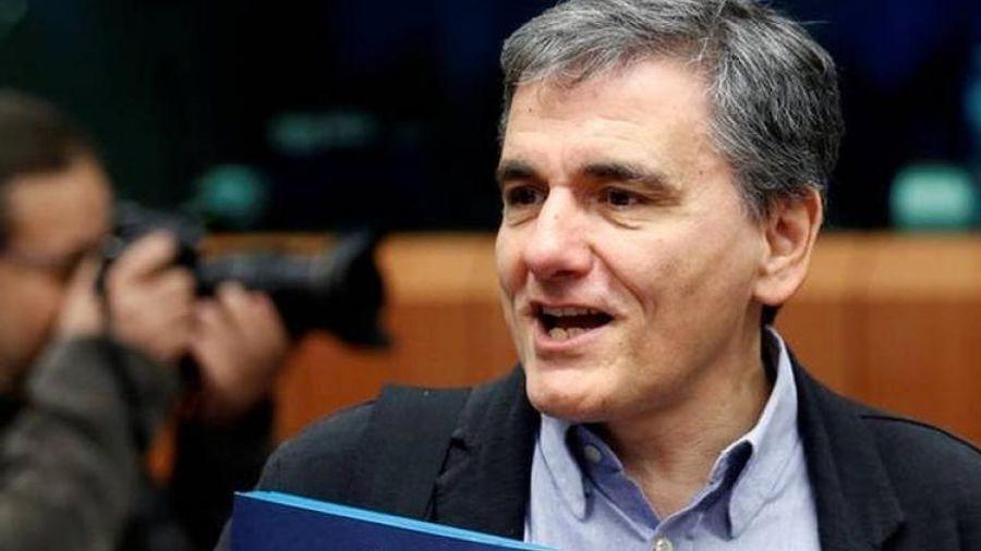 """Τσακαλώτος για δηλώσεις Δραγασάκη: """"Απαιτείται σοβαρότητα όταν μιλάμε για τις τράπεζες"""""""