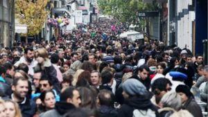 Mειώθηκε το 2016 ο μόνιμος πληθυσμός της Ελλάδας