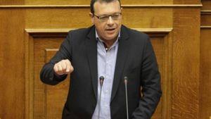 """Φάμελλος: """"Η χρεοκοπία της χώρας έχει ονοματεπώνυμο ΝΔ και ΠΑΣΟΚ"""""""