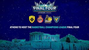 Είναι επίσημο: Στο ΟΑΚΑ το Final-4 του Basketball Champions League