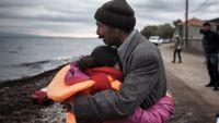 Νέα τραγωδία στο Αιγαίο με 9 νεκρά παιδιά σε ναυάγιο με 24 θύματα ανοιχτά της Σάμου