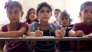 ΟΗΕ: Λιγότερα από τα μισά παιδιά των προσφύγων εγγράφονται στο σχολείο