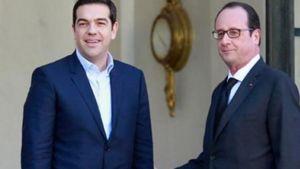 Στην Αθήνα το απόγευμα ο Φρανσουά Ολάντ για την ελληνογαλλική διακήρυξη συνεργασίας