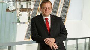 O επικεφαλής της ESA Jan Woerner αύριο στο ΥΨΗΠΤΕ