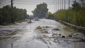 11,6 εκατ. ευρώ για αποκατάσταση ζημιών στο οδικό δίκτυο της Θεσσαλίας