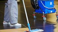 Αναστέλλεται η ποινή της καθαρίστριας