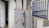 Διέρρηξαν για 14η φορά το Κέντρο Εργασίας Αναπήρων στα Άνω Λιόσια
