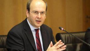 """Κ. Χατζηδάκης: """"Χωρίς υγιείς τράπεζες δεν μπορούμε να έχουμε υγιή οικονομία"""""""
