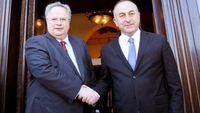 Κοτζιάς - Τσαβούσογλου: Συνεργαζόμαστε για πιο στενές ελληνοτουρκικές σχέσεις