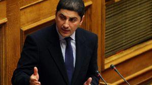 """Αυγενάκης: """"Έχουμε κυβέρνηση μειοψηφίας, μια κυβέρνηση κουρελού"""""""