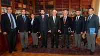 Συνάντηση Παυλόπουλου με το Δ.Σ. του Σώματος Ελλήνων Προσκόπων