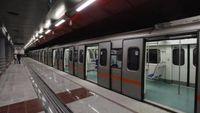 Τηλεφώνημα για βόμβα στον σταθμό του μετρό «Αιγάλεω»